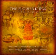 "THE FLOWER KINGS ""A Kingdom of colours 2"" Pre Order Release date 1st June"
