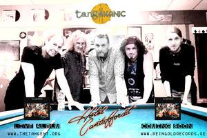 """TangeKanic  HOTEL CANTAFFORDIT"" CD"