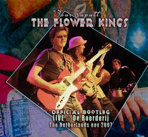 "Crazy Summer deal The Flower Kings ""Tour Kaputt"" Live 2 CD"