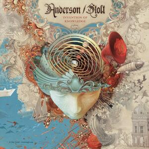Anderson/Stolt Invention Of Knowledge Black Vinyl Pre Order Now To be released 24th of June