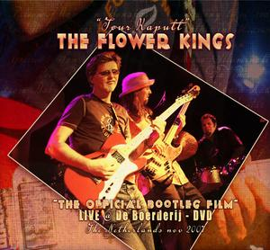 "The Flower Kings ""Tour Kaputt"" Live DVD"