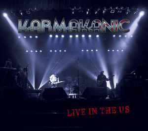 "Karmakanic ""Live in the US"" 2CD"